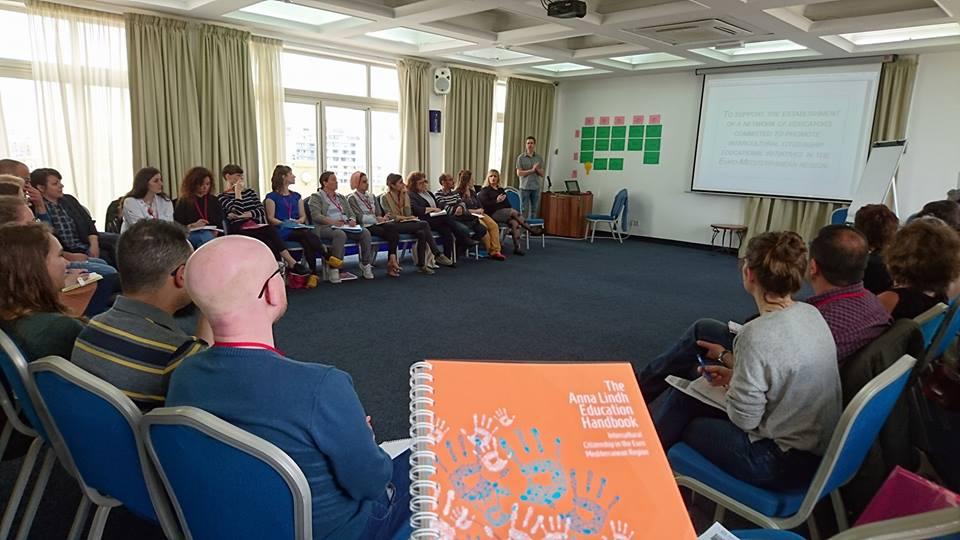 ALF regionalni seminar za mentorje o  medkulturni državljanski vzgoji