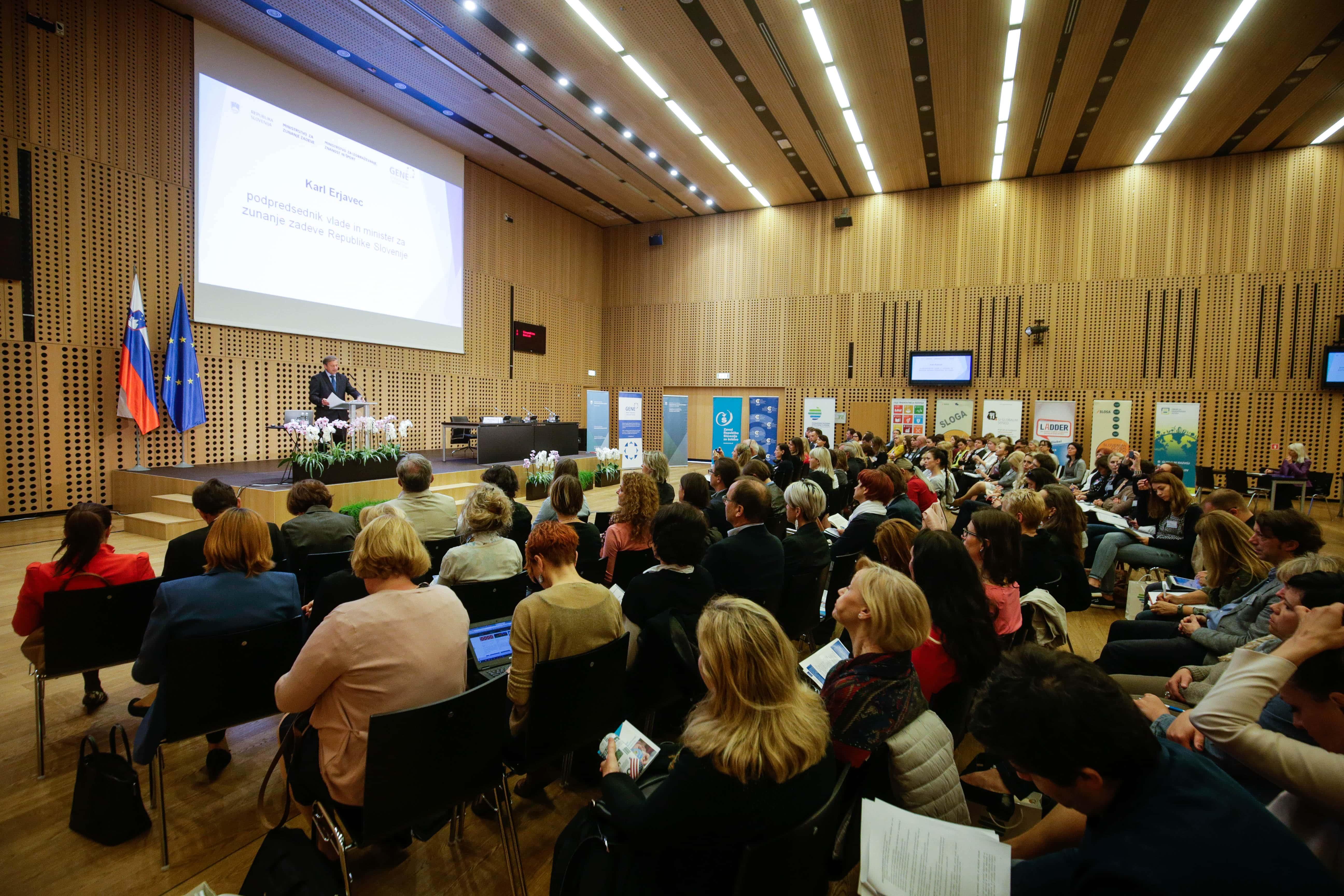 Zaključki in zapis Nacionalnega foruma o globalnem učenju ter vzgoji in izobraževanju za trajnostni razvoj