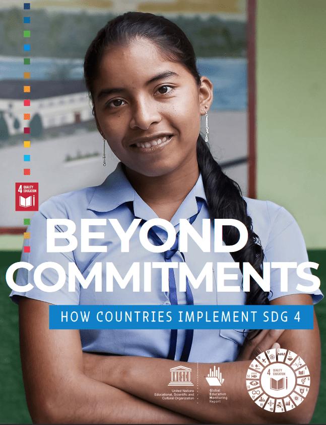 UNESCO: poročilo o uresničevanju CTR 4: kakovostno izobraževanje