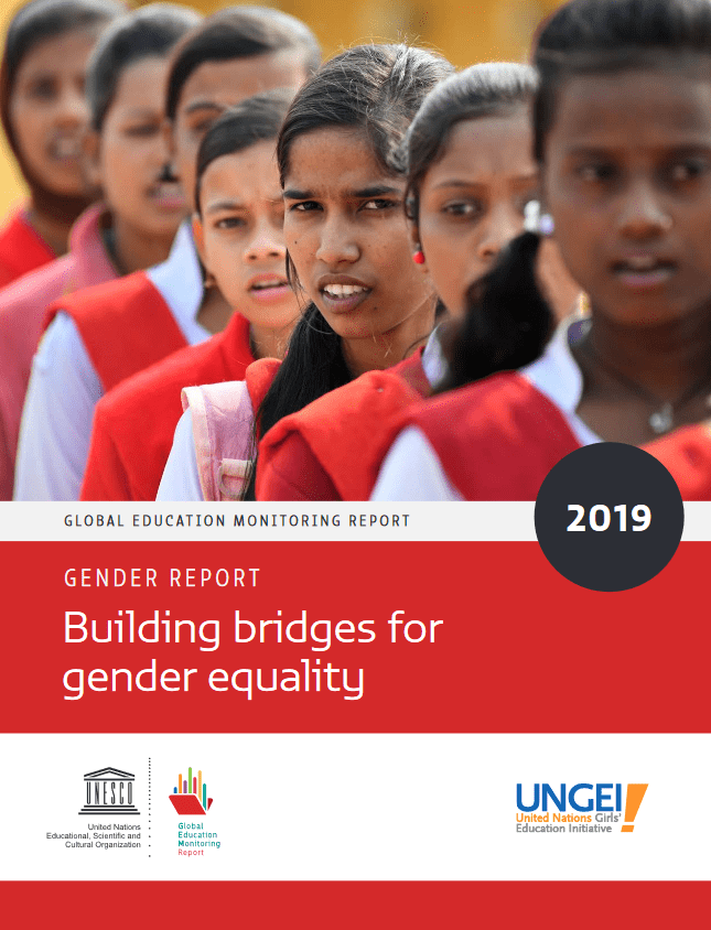 UNESCO: globalno poročilo o enakosti spolov in izobraževanju