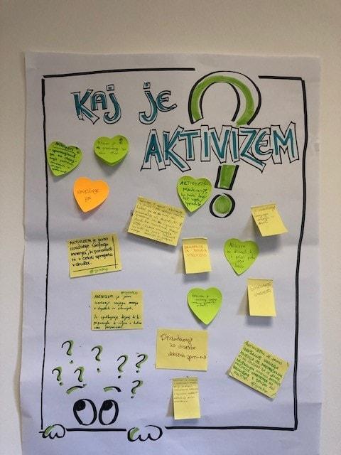 Aktivizem? Digitalni Aktivizem?