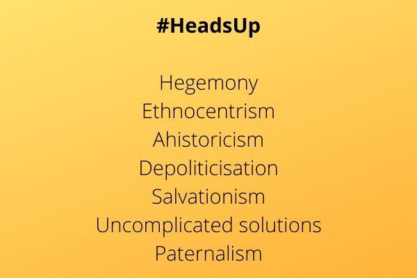 """""""HEADS UP"""" orodje za ljudi, ki želijo kritično sodelovati pri pobudah"""