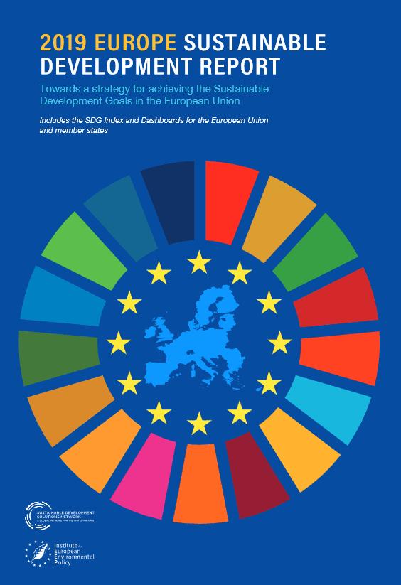Poročilo o trajnostnem razvoju v Evropi 2019