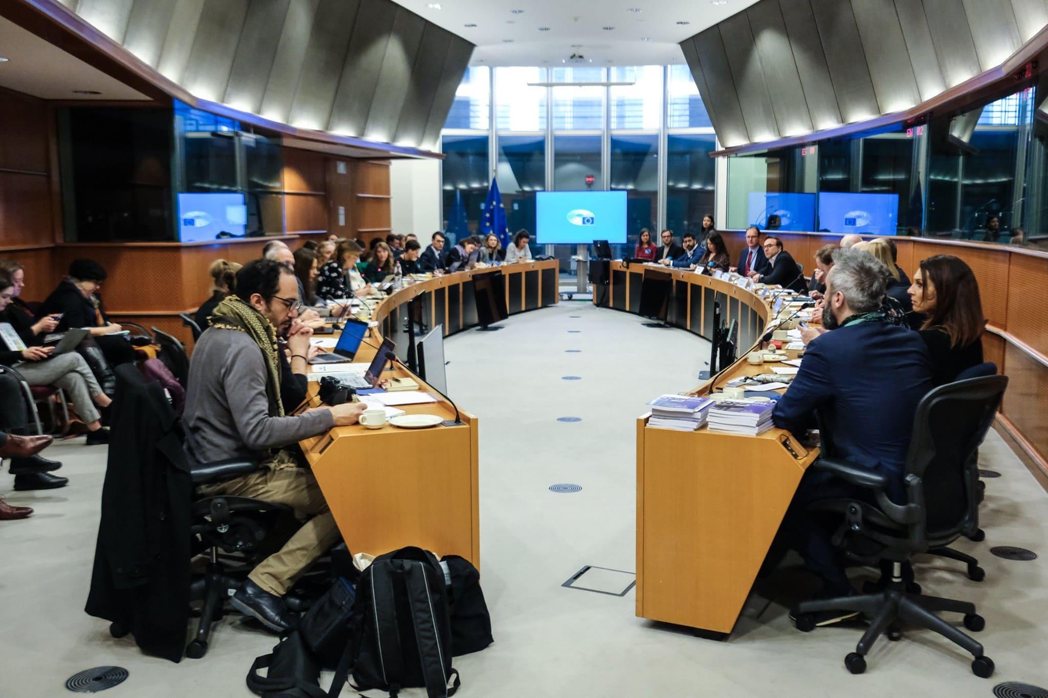 Junaki trajnosti v Evropskem parlamentu