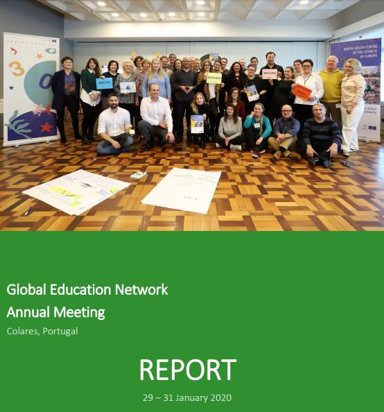 Poročilo o letnem srečanju Mreže za globalno učenje