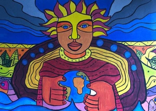 Humanitasov kreativni natečaj na temo ciljev trajnostnega razvoja in pravic narave