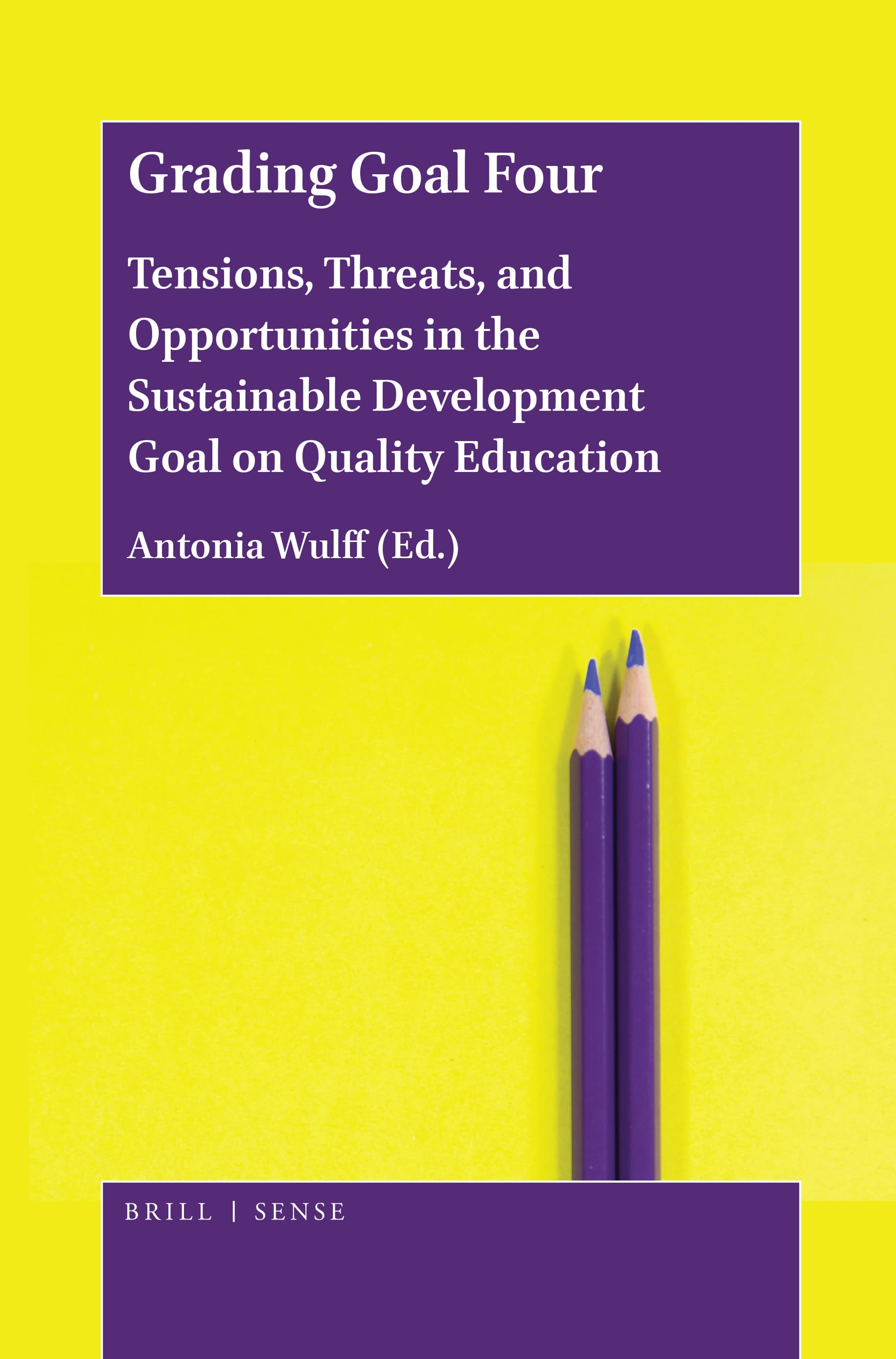 """Na voljo publikacija """"Grading Goal Four–Tensions, Threats, and Opportunities in the Sustainable Development Goal on Quality Education"""""""