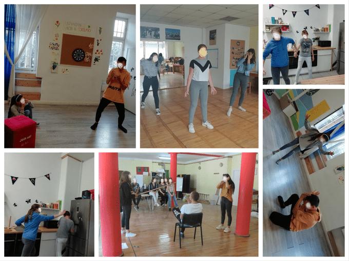 Izkušnje zavoda Azum: implementacija aktivnosti med in po epidemiji