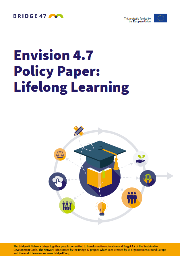 Dokument »Envision 4.7 Policy Paper: Lifelong Learning«