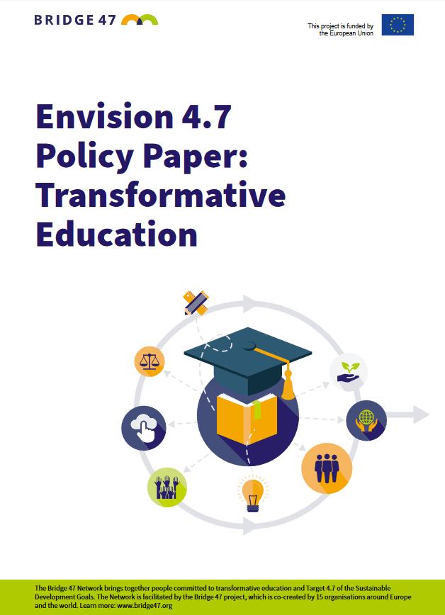 globalno učenje SLOGA Bridge 47 transformative education Global Citizenship Education advocacy SDG 4.7