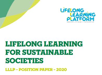 Izšlo oblikovano stališče Vseživljenjsko učenje za trajnostne družbe