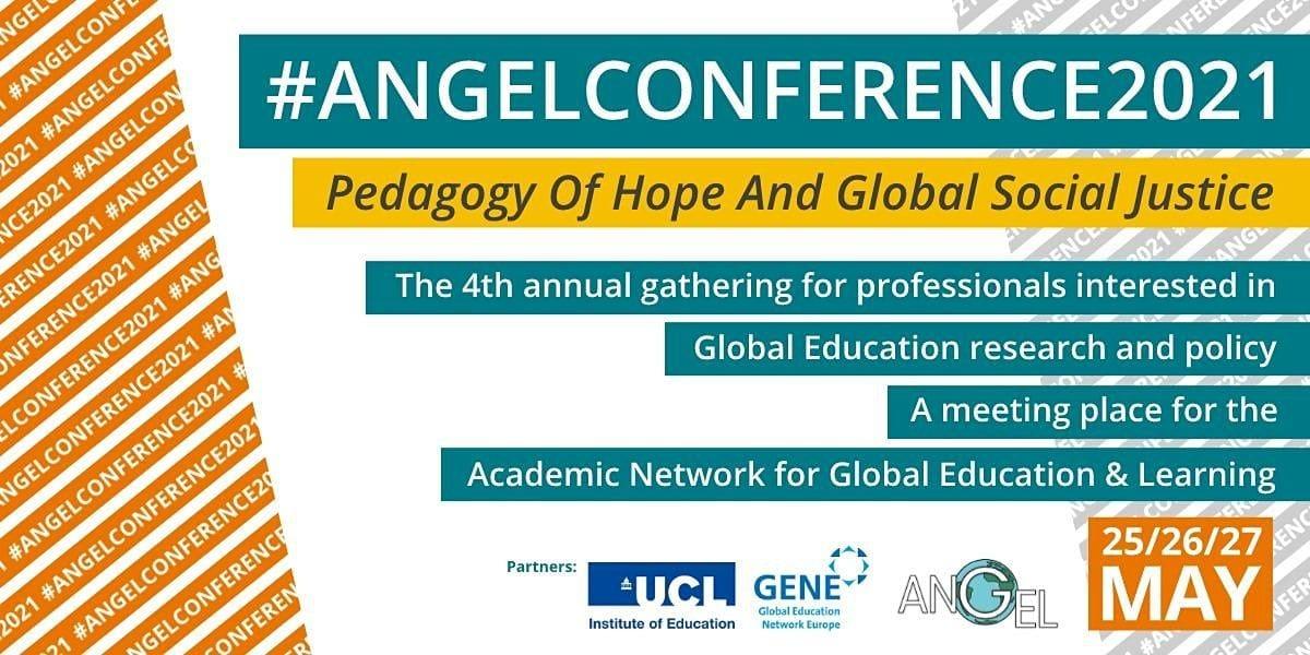 Sodelujte na konferenci Angel 2021 s svojim prispevkom!