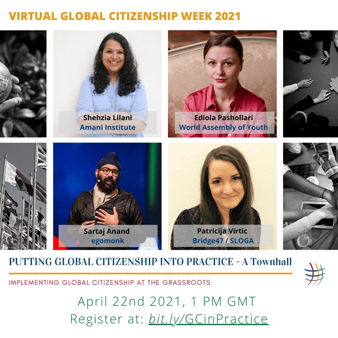 Globalno državljanstvo iz teorije v prakso