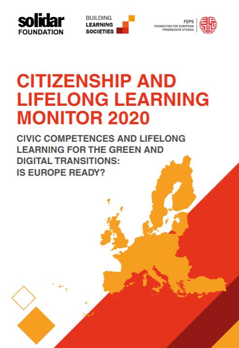 Poročilo Citizenship and Lifelong Learning Monitor 2020 izšlo