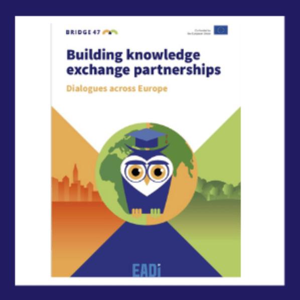 Vzpostavljanje partnerstev za izmenjavo znanja: Dialogi po Evropi