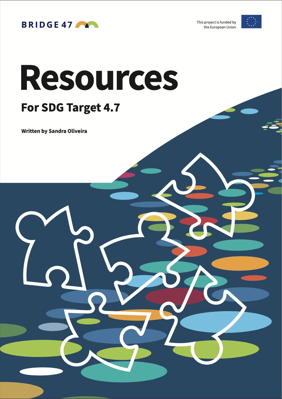 Kateri viri so potrebni za doseganje cilja 4.7 trajnostnega razvoja?