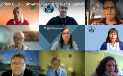 V Sloveniji zaživel program GLOBE